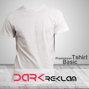 Beyaz Promosyon Tişört